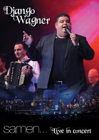 Cover Django Wagner - Samen... - Live In Concert [DVD]